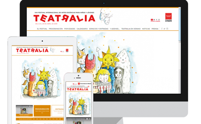 TEATRALIA 2018 – XXII Festival Internacional de Artes Escénicas Para Niños y Jóvenes