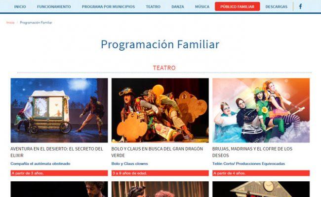 Red de Teatros de la Comunidad de Madrid