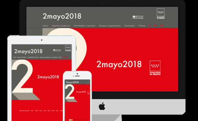Fiestas del 2 de Mayo 2018